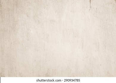 Cream wooden wall texture background. Surface natural with old pattern or old wood table top view textured.