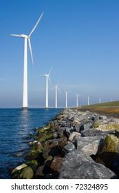 Creating green energy