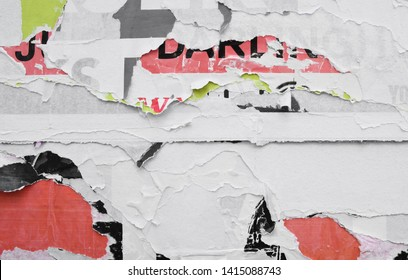creative arty decorative urban poster paper pattern