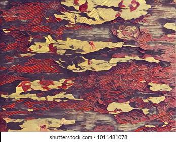 Creative background texture