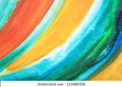 Creative colorful background. Yellow and blue abstract art. Creative pattern. Drawing, painting, illustration, cover design, backdrop, texture, abstract thinking, art therapy, creativity, lines.