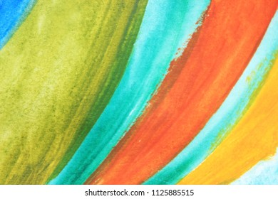 Creative colorful lines. Yellow and orange abstract art. Creative pattern. Drawing, painting, illustration, cover design, backdrop, texture, abstract thinking, art therapy, creativity, waves pattern.