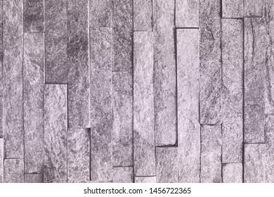 creative grunge red natural quartzite stone bricks texture for background use.