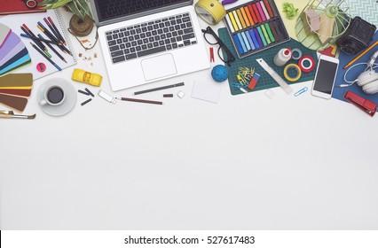 Creative header image
