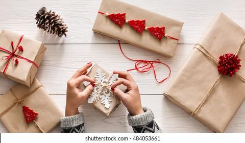 Gift Wrap Images, Stock Photos & Vectors | Shutterstock