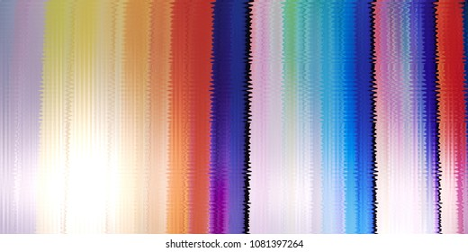 Creative illustration of Beautiful multi colour in Panorama banner.Art design rays,swirl,twirl,spiral,twist,helix,colourful,sunburst, vortex.Abstract art background concept, Graphic effect.