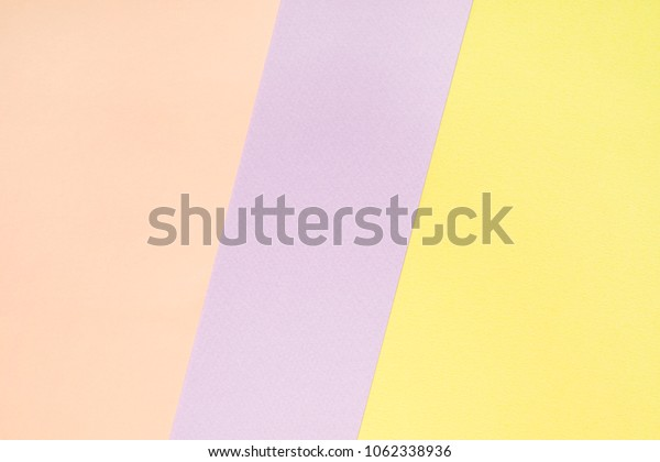 creative pastel color paper background.
