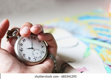 Creative thinking, New life or Time to change, Time to upgrade, Time to plan, Close eye woman background, Sleep, Good morning, Be happy, Work in progress, Do not waste time, Workshop, Art studio