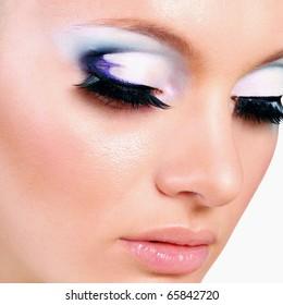 Creative Winter Makeup