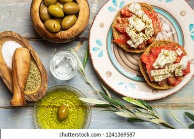 Creatn diet olive oil