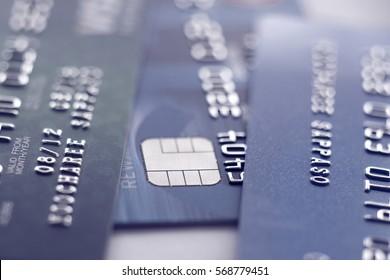 credit card payment with close up shot,selective focus.