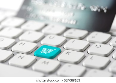 Credit card payment for online shopping