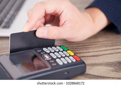 Credit card and POS