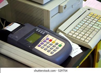 Credit Card register