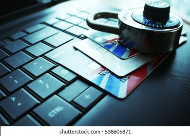 Credit Card Security Stock Photo High Quality