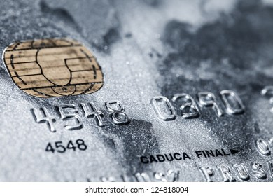 Credit card-financial background ( HDR image )