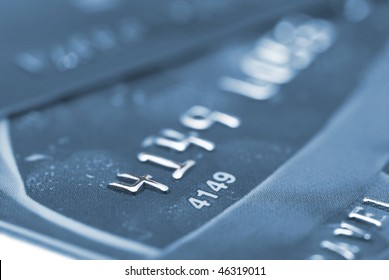 Credit cards- can be used for finance background