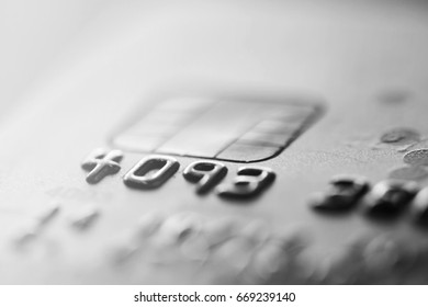 Credit cards,Business,Money,finance concepts,soft focus and blurred style,Black and white tone.