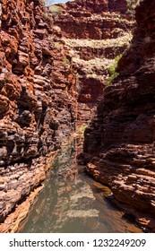 Creek in Karijini National Park