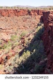 Creek in Karijini National Park, Western Australia