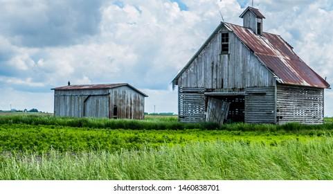 Creepy Barn Images, Stock Photos & Vectors | Shutterstock