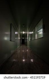 Creepy ghost lab