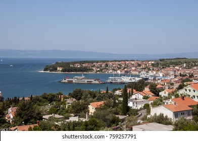 Cres is an Adriatic island in Croatia. It is one of the northern islands in the Kvarner Gulf and can be reached via ferry from Rijeka