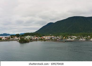 Crescent Bay, Sitka, Alaska