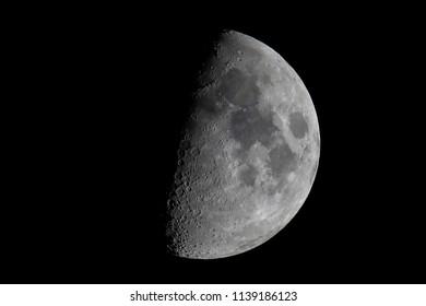 Crescent Moon at 51%