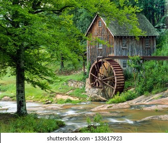 Creshams Mill in Georgia