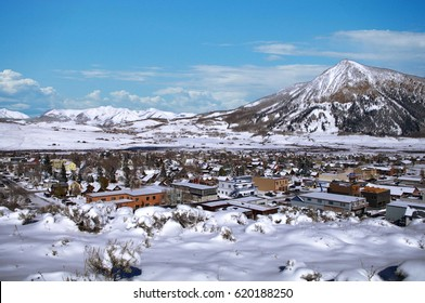"Crested Butte is a quaint 1880s mining town and a National Historic District. Itâ??s also the ""official wildflower capital"" of Colorado"