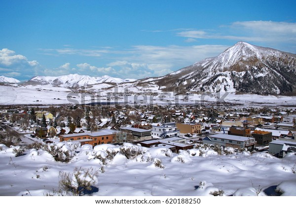 """Crested Butte is a quaint 1880s mining town and a National Historic District. Itâ??s also the """"official wildflower capital"""" of Colorado"""