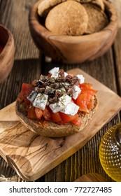 Cretan Diest Food