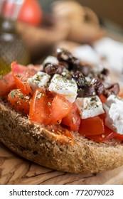 Cretan Diet Food
