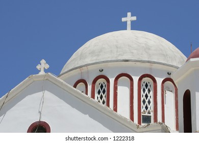 Crete / Church of Sitia