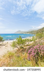 Crete - Greece - Beach of Plakias
