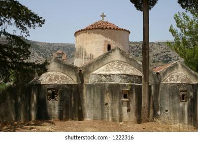 Crete / Panagia Kera
