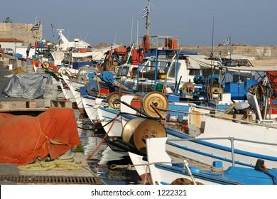Crete / Port of Ierapetra