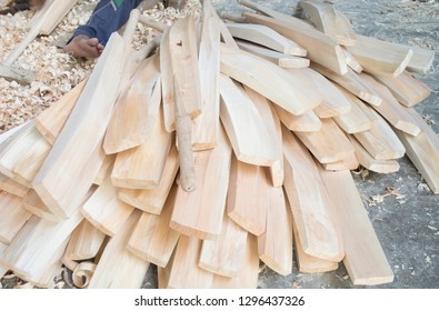 Cricket bats are made from the willow trees are very popular in Jammu and Kashmir.