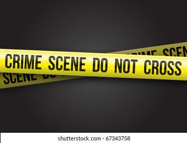 Crime Line Do Not Cross