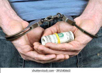 Crime and money