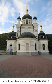 Crimea Foros church