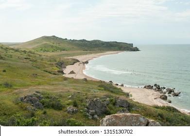 Crimea henral beaches
