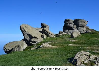 Crimea rocks