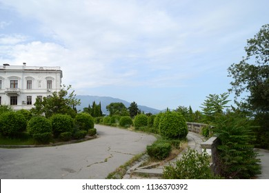 Crimea, Russia, Vorontsov Palace