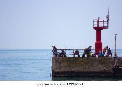 Crimea Yalta fishman