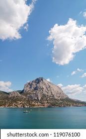 Mountain Crimea Coast