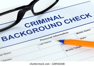 Background Check Free Criminal Record >> Criminal Record Images Stock Photos Vectors Shutterstock
