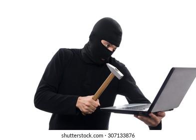 criminal hacking password