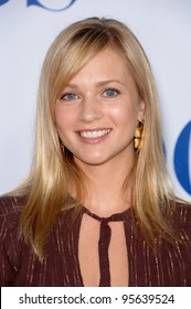 Criminal Minds star AJ COOK at the CBS Summer Press Tour Stars Party at the Rose Bowl in Pasadena, CA.  July 15, 2006  Pasadena, CA  2006 Paul Smith / Featureflash